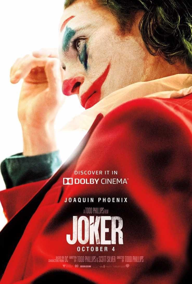 Joker Lanza Dos Nuevos Posters