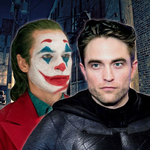 Joker And The Batman Could The Two Dc Movies Be Connected