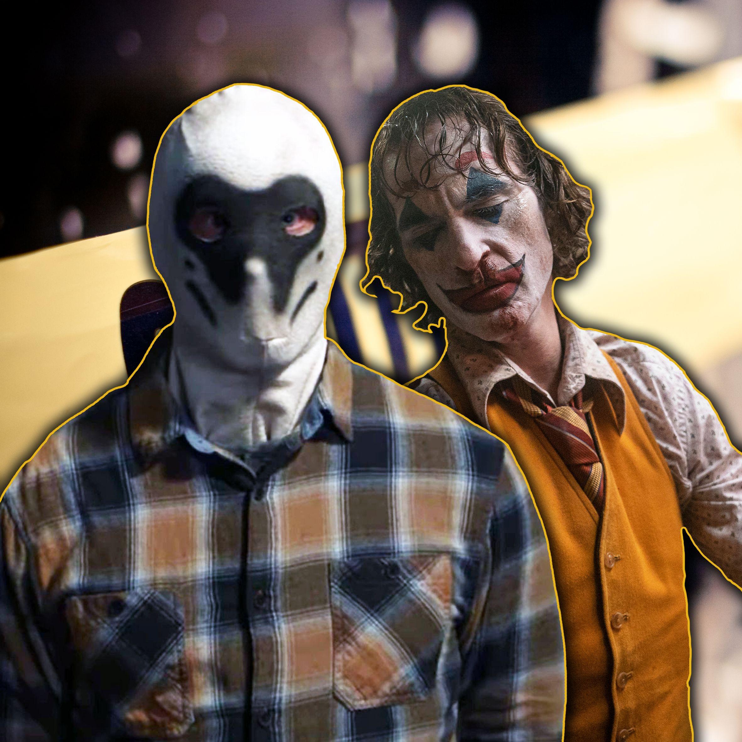 What Watchmen gets right that Joker got wrong