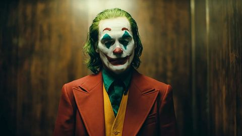 Clown, Performing arts, Head, Joker, Nose, Supervillain, Fictional character, Comedy, Smile, Mime artist,