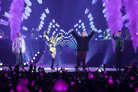 蔡依林高雄「ugly beauty演唱會」演唱會歌單收藏!jolin嗨唱五月天金曲、合體頑童當辣台妹