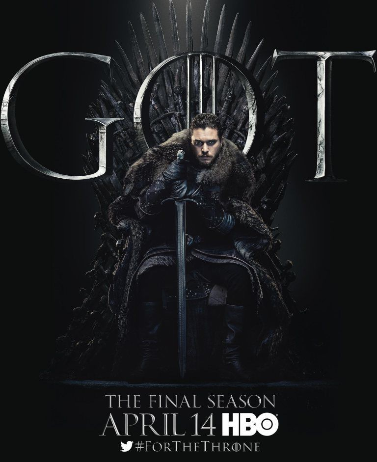 Image result for game of thrones season 8 poster