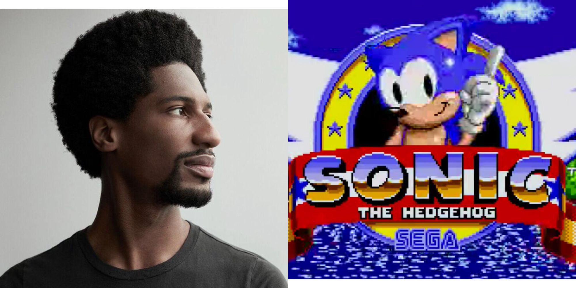Late Show Bandleader Jon Batiste Pays Tribute to Sonic the Hedgehog ...
