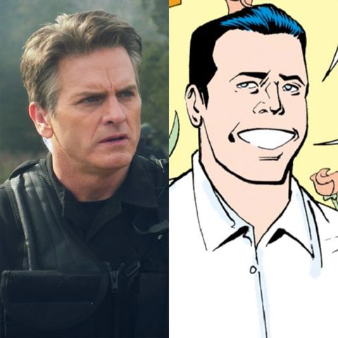 Doom Patrol Cast Vs Comics Comparison