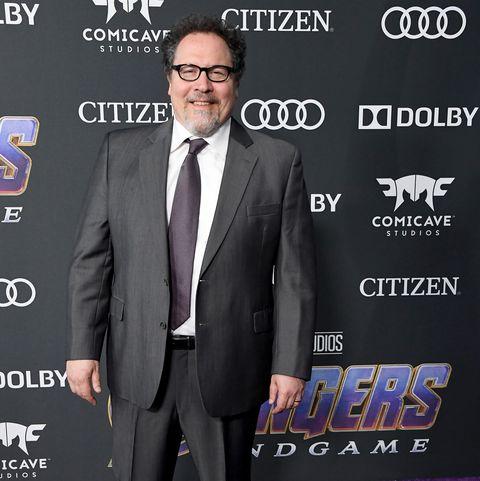 Jon Favreau, Avengers: Endgame World premiere