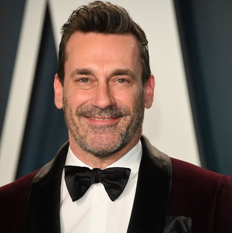 jon hamm  2020 vanity fair oscar party hosted by radhika jones   arrivals