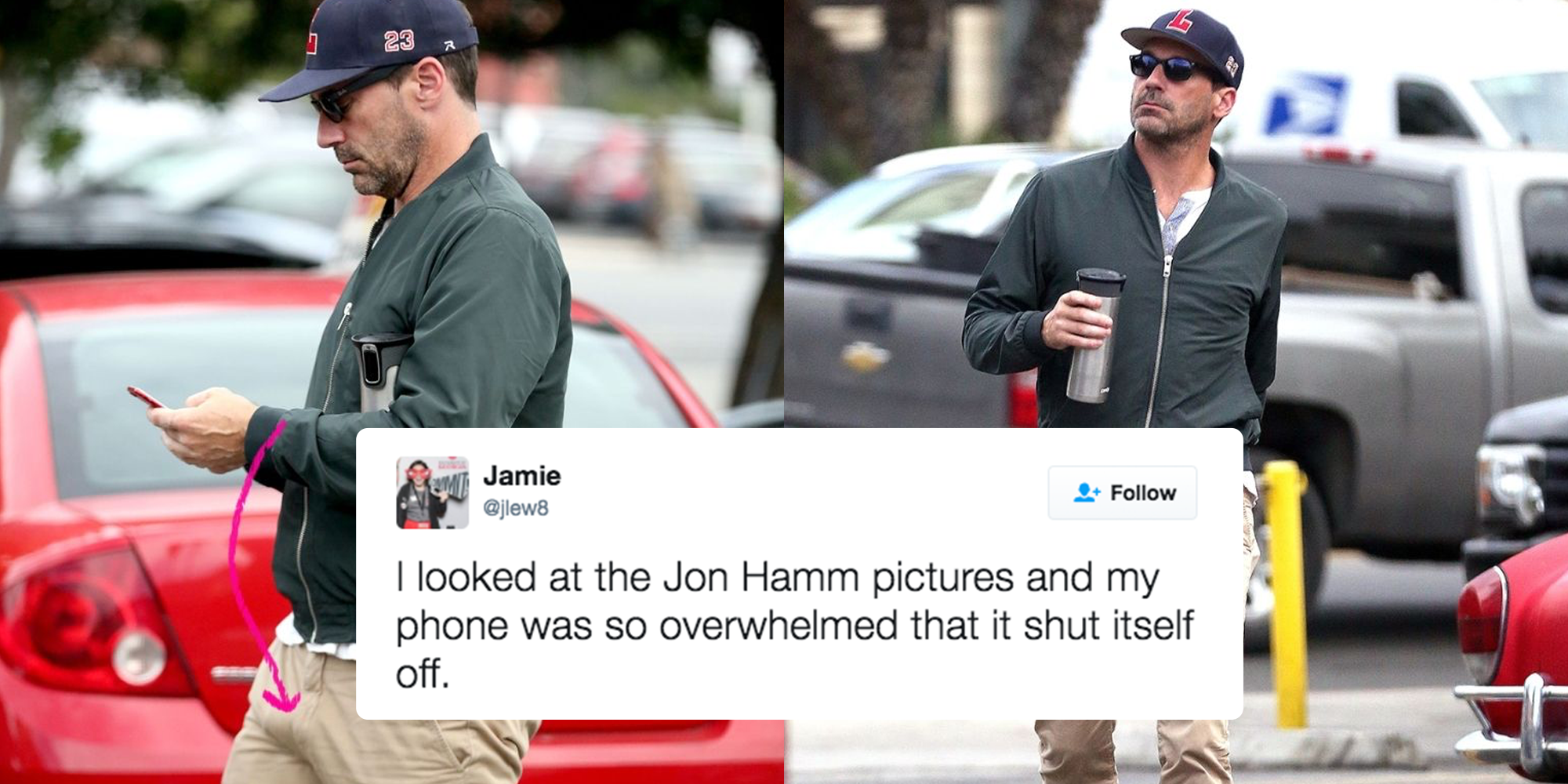 John hamm big dick