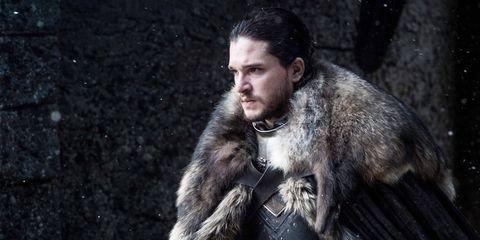 jon nieve targaryen juego de tronos