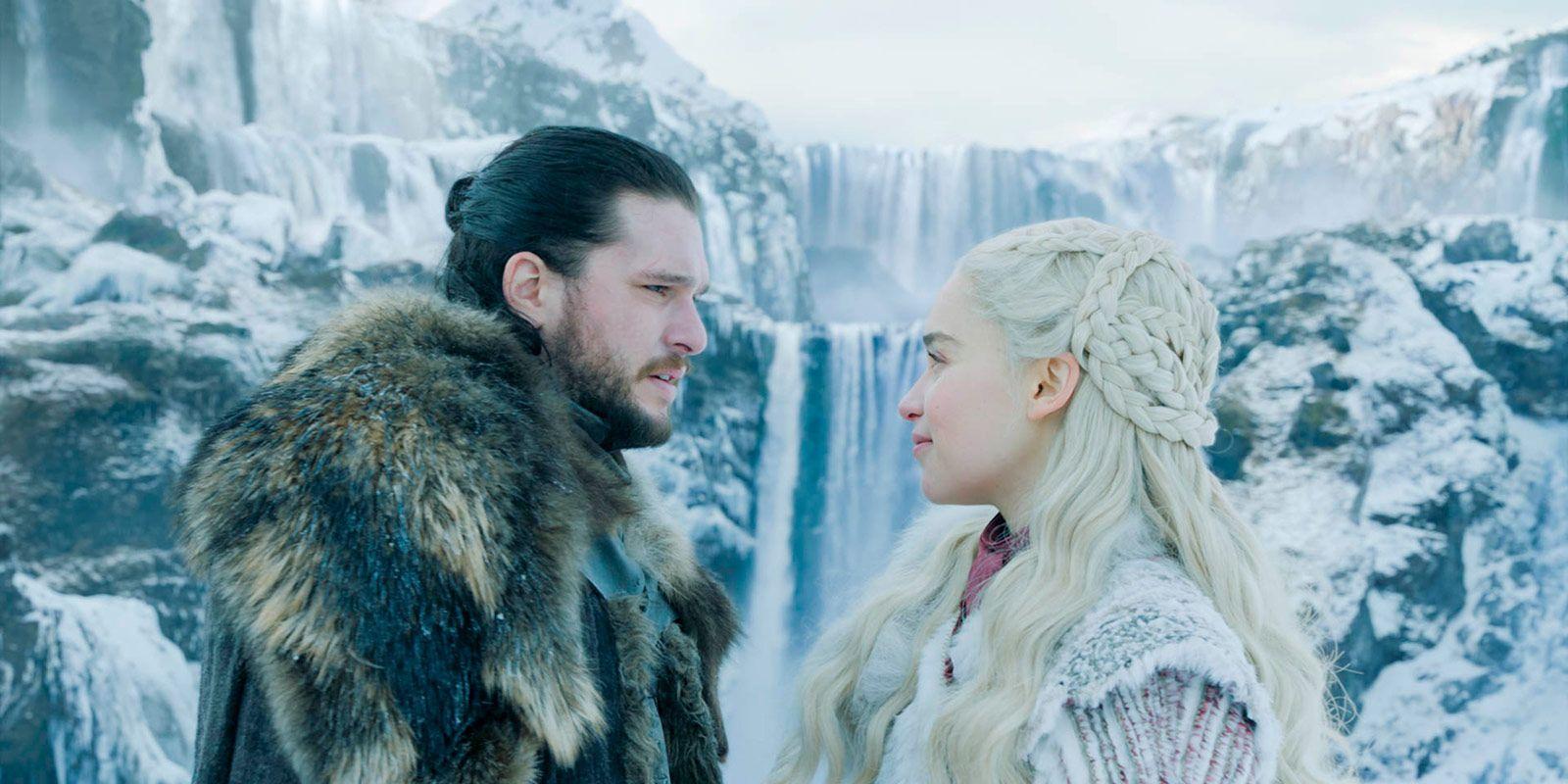 jon snow dragon daenerys
