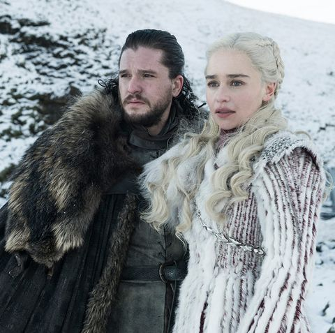 jon snow doomed daenerys game of thrones