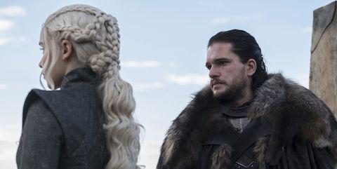 Funniest Jon Snow And Daenerys Sex Scenes Tweets And Memes