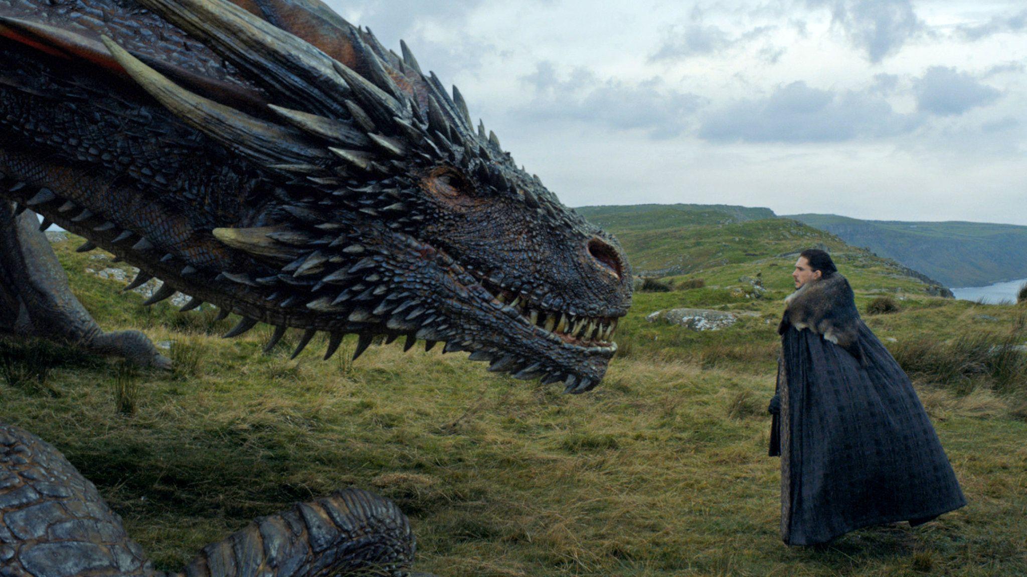 Why Didn't Drogon Kill Jon Snow for Killing Daenerys in 'Game of Thrones'?