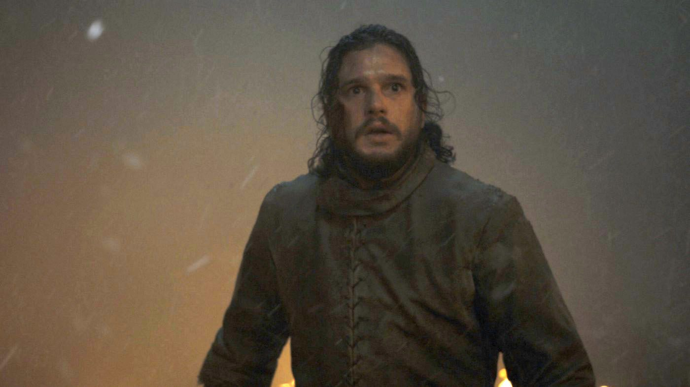 Game of Thrones star Kit Harington reveals where Jon Snow was heading in last-ever scene