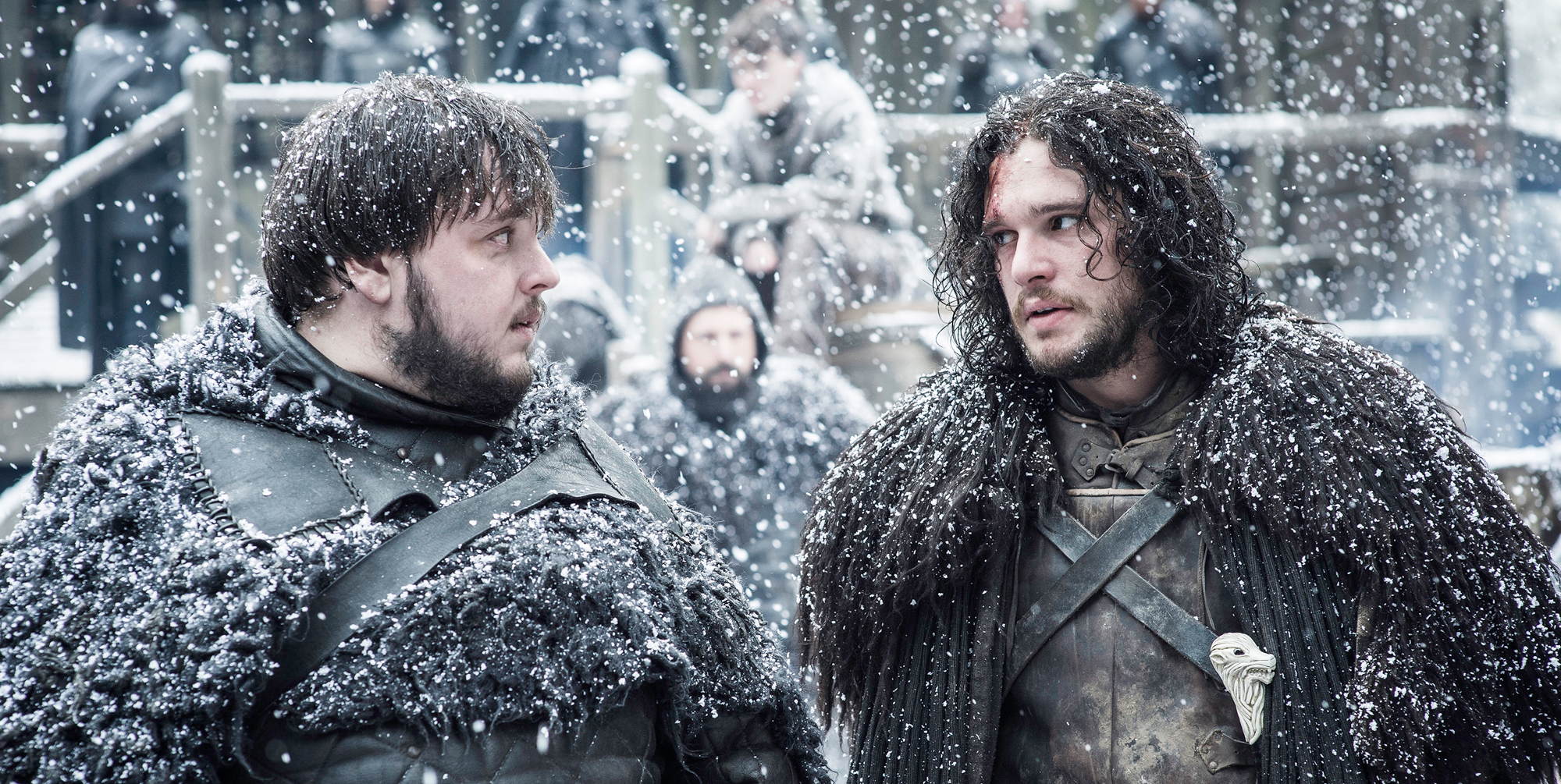"""Game of Thrones"" Actor Confirms Kit Harington Is as Gorgeous as the ""Mona Lisa"""
