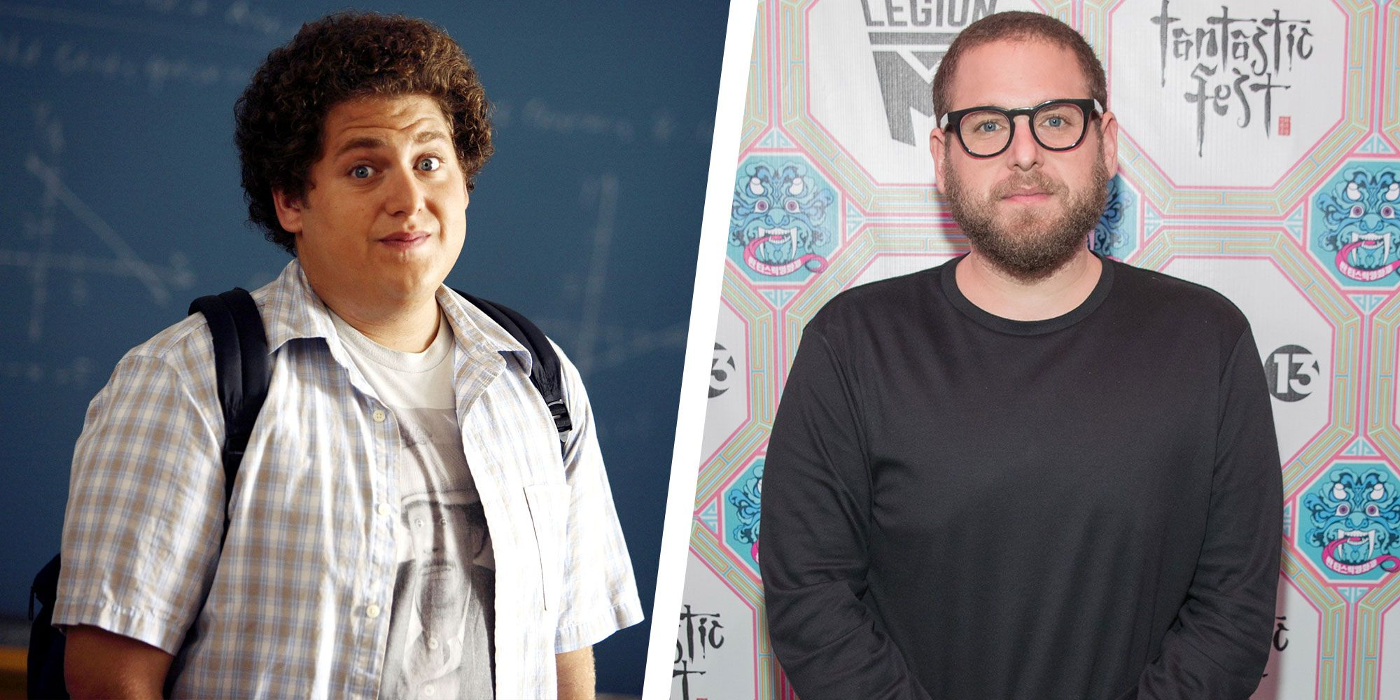Image result for jonah hill transformation