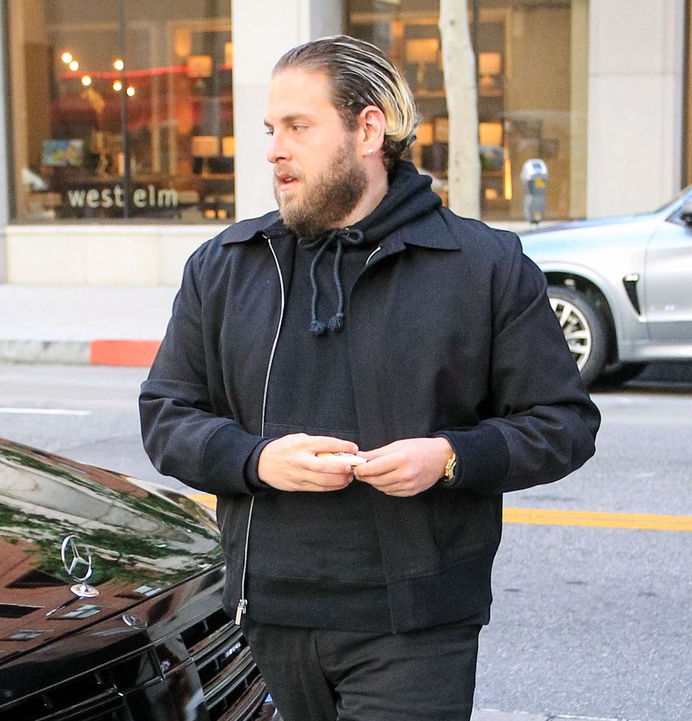 Jonah Hill's Hair Is Proof That Sleaze Doesn't Die, It Simply Evolves