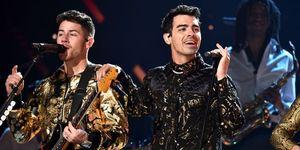 De Jonas Brothers treden op bij de Grammy Awards 2020
