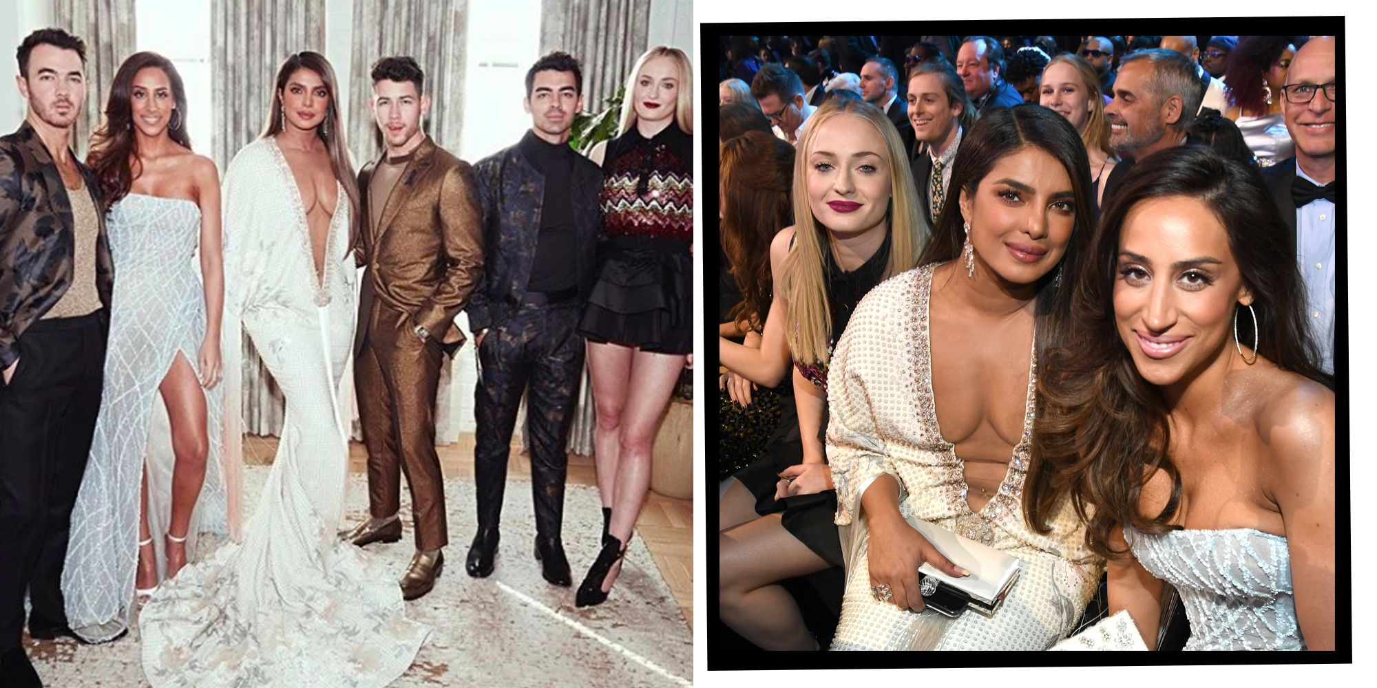 Grammy Awards 2020: Priyanka Chopra And Sophie Turner Had The Most Adorable Date Night With The Jonas Brothers