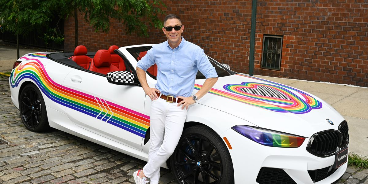 Jonathan Adler Teams Up With Bmw For A Special Pride