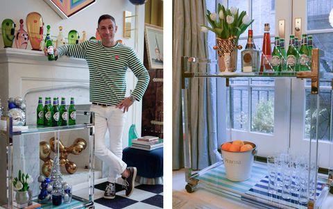 Green, Room, Home, Shelf, Interior design, Houseplant, Kitchen, Furniture, Glass, House,