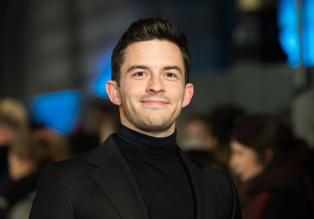 london, england   february 06  jonathan bailey attends the mercy world premiere at the curzon mayfair on february 6, 2018 in london, england  photo by samir husseinsamir husseinwireimage