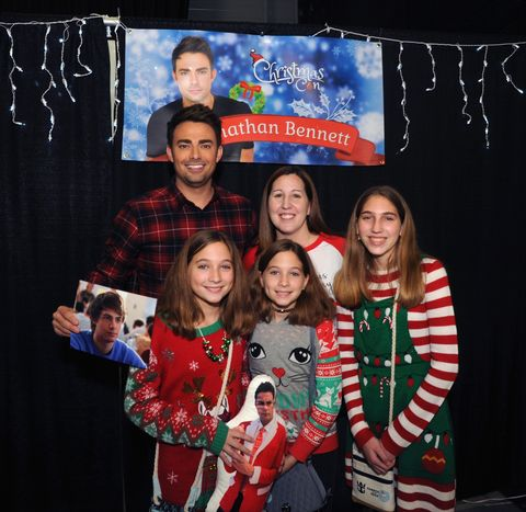 Hallmark Christmas Con And The Frenzied Festive Fandom Of Made For Tv Holiday Movies