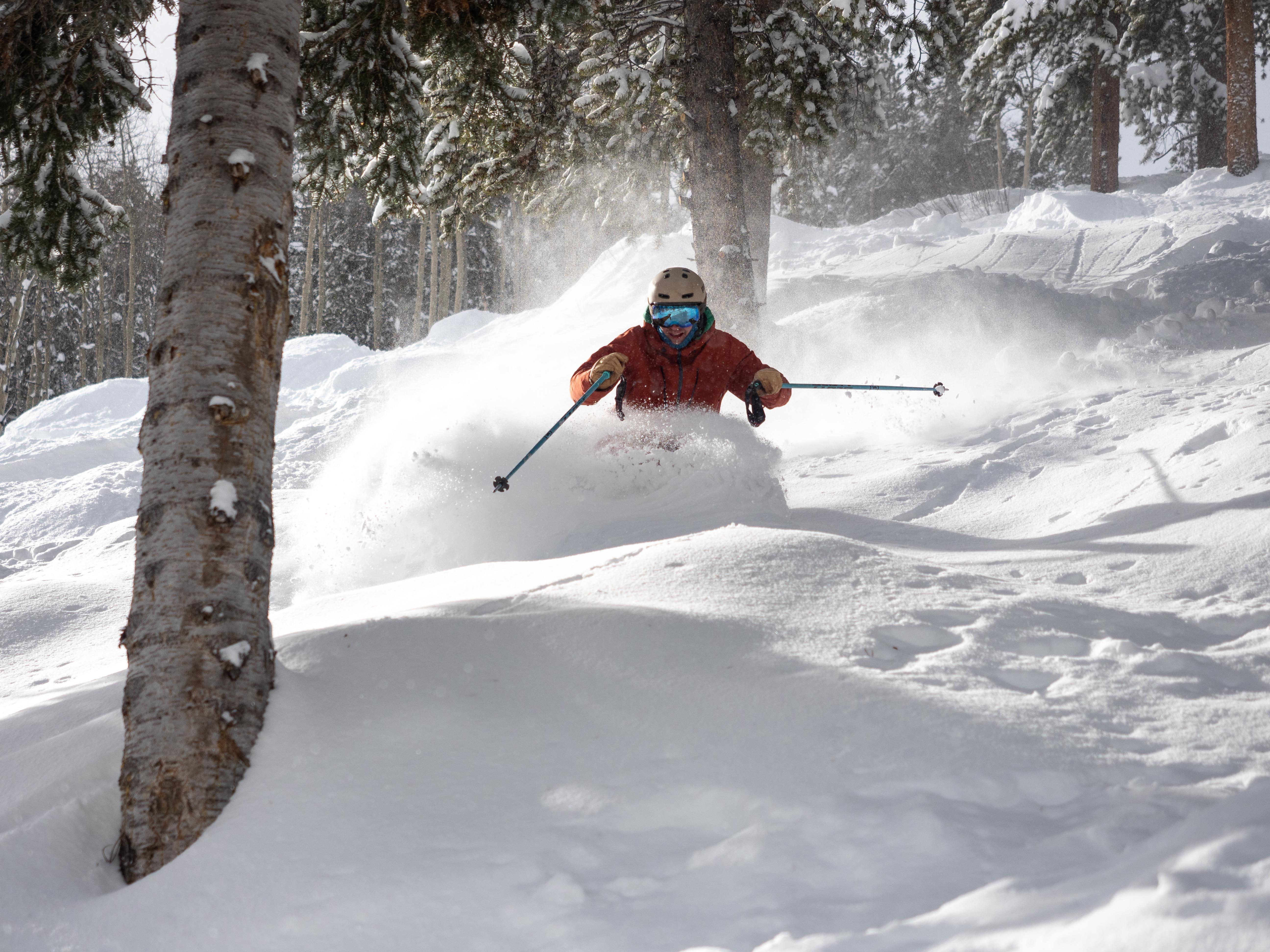 Salomon shows off high tech backcountry ski gear at Outdoor