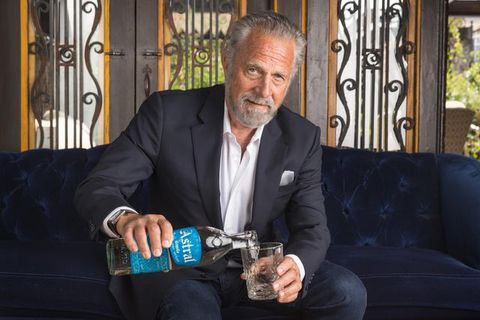 where does the most interesting man in the world live