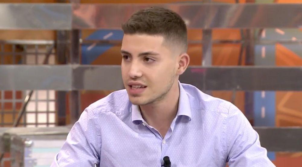 Jonathan, hijo de Cristina Pujol, la ex de Kiko Matamoros, participará en 'Supervivientes'