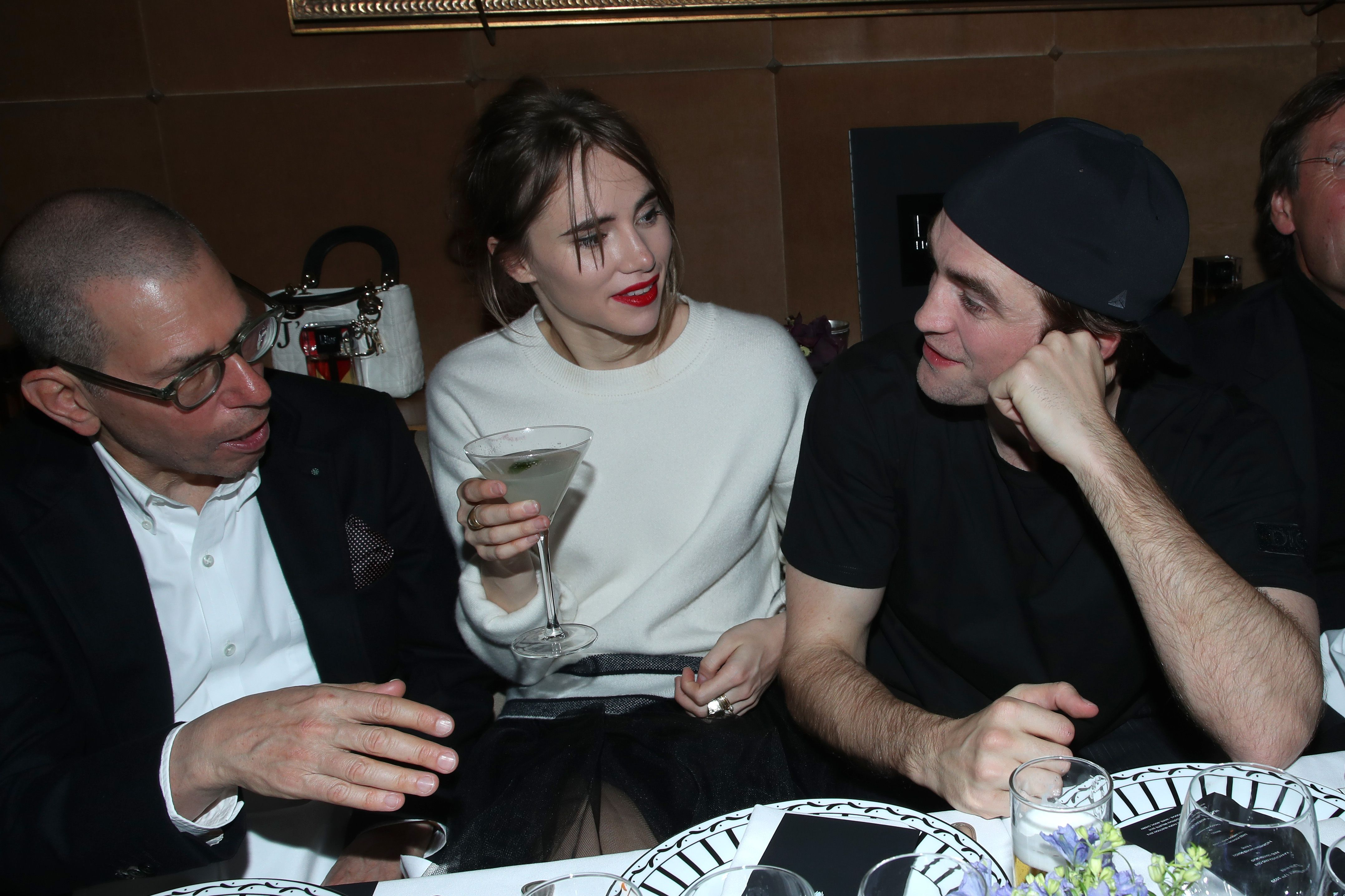 Suki Waterhouse Sparks Robert Pattinson Engagement Rumors