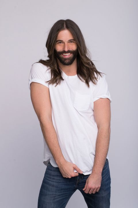 Hair Tips From Queer Eye S Jonathan How To Get Healthy Hair