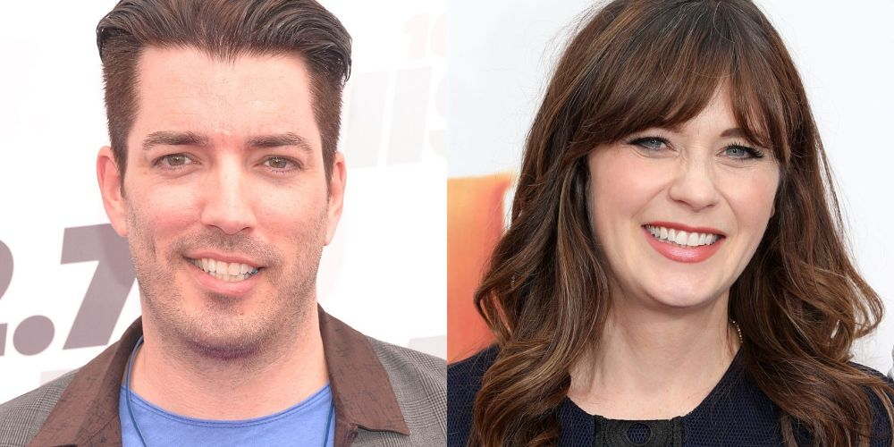 Property Brothers' Jonathan Scott and Zooey Deschanel Are Dating: Here's What We Know