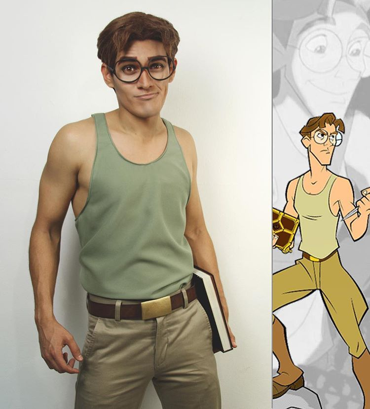 This Guy Dressed Up As Disney Princes For A Week