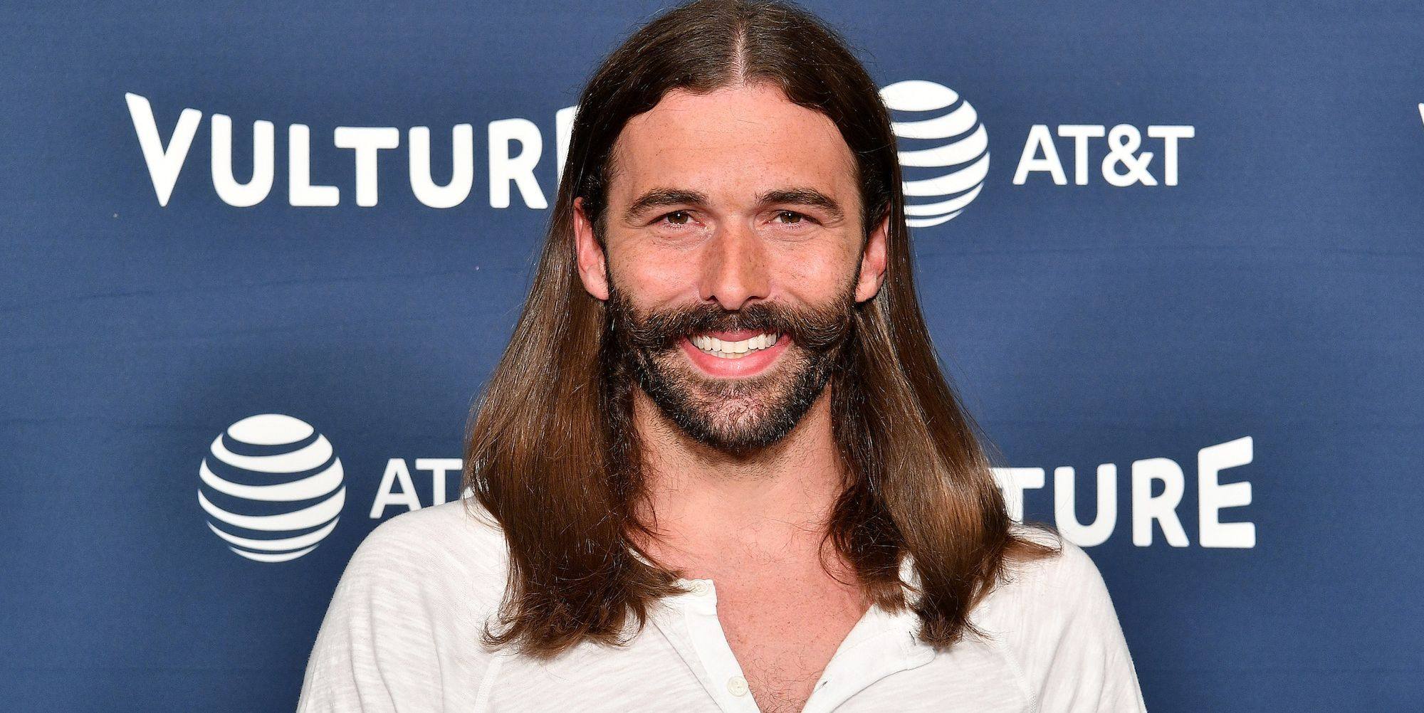 Jonathan Van Ness grooming advice products