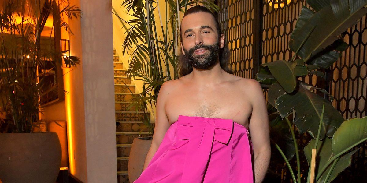 'Queer Eye' Star Jonathan Van Ness Reveals That He's H.I.V. Positive