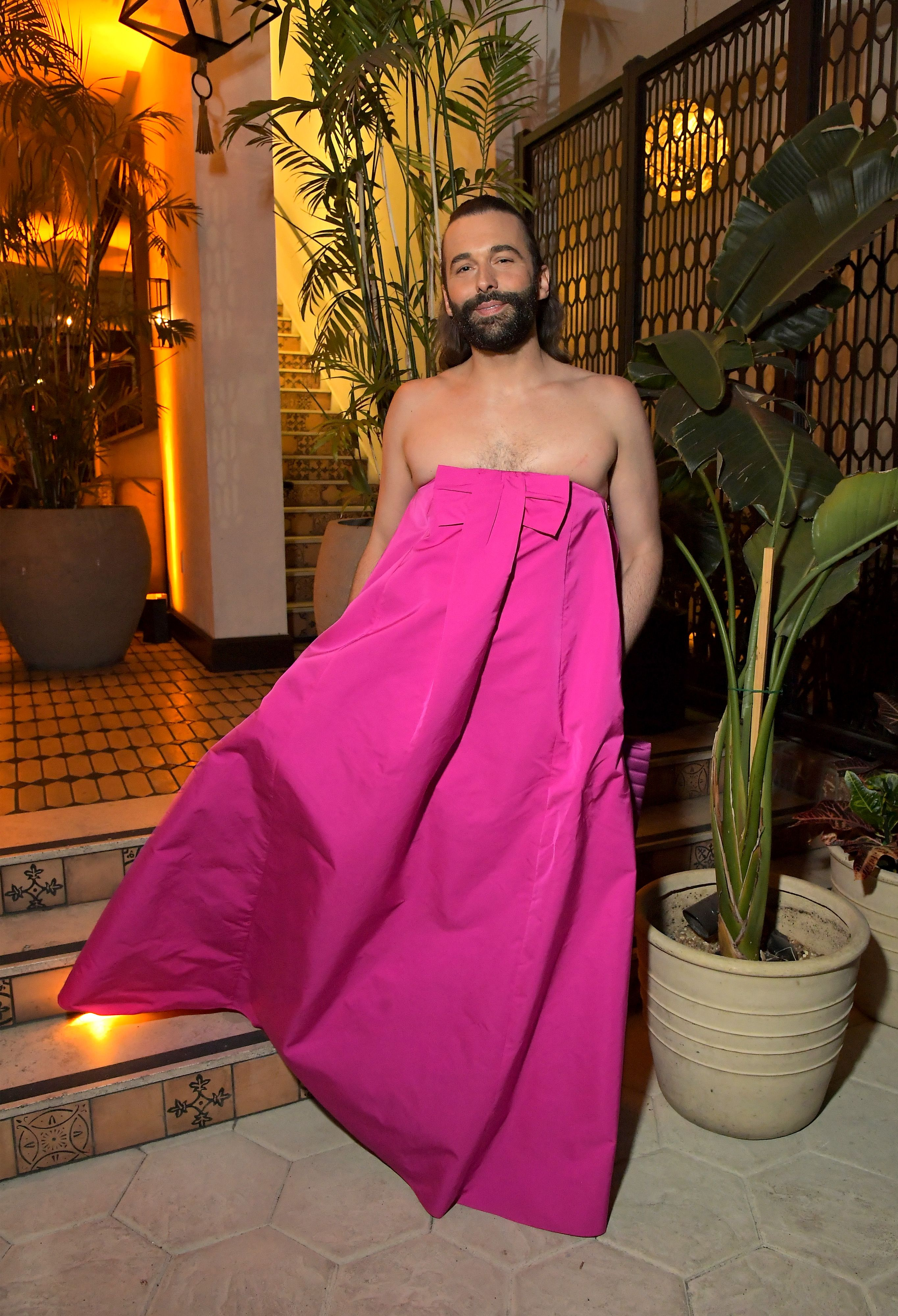 Celebrities Show Support For Jonathan Van Ness After HIV Announcement