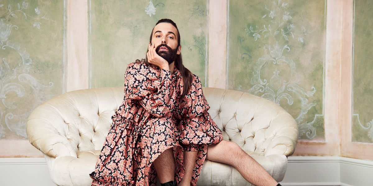 Jonathan Van Ness on why getting someone's pronouns right is so important