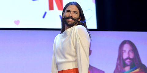 "Jonathan Van Ness at Netflix FYSEE ""Queer Eye"" Panel and Reception"