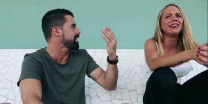 Yoli y Jonathan discuten a gritos en MTMad y rompen definitivamente