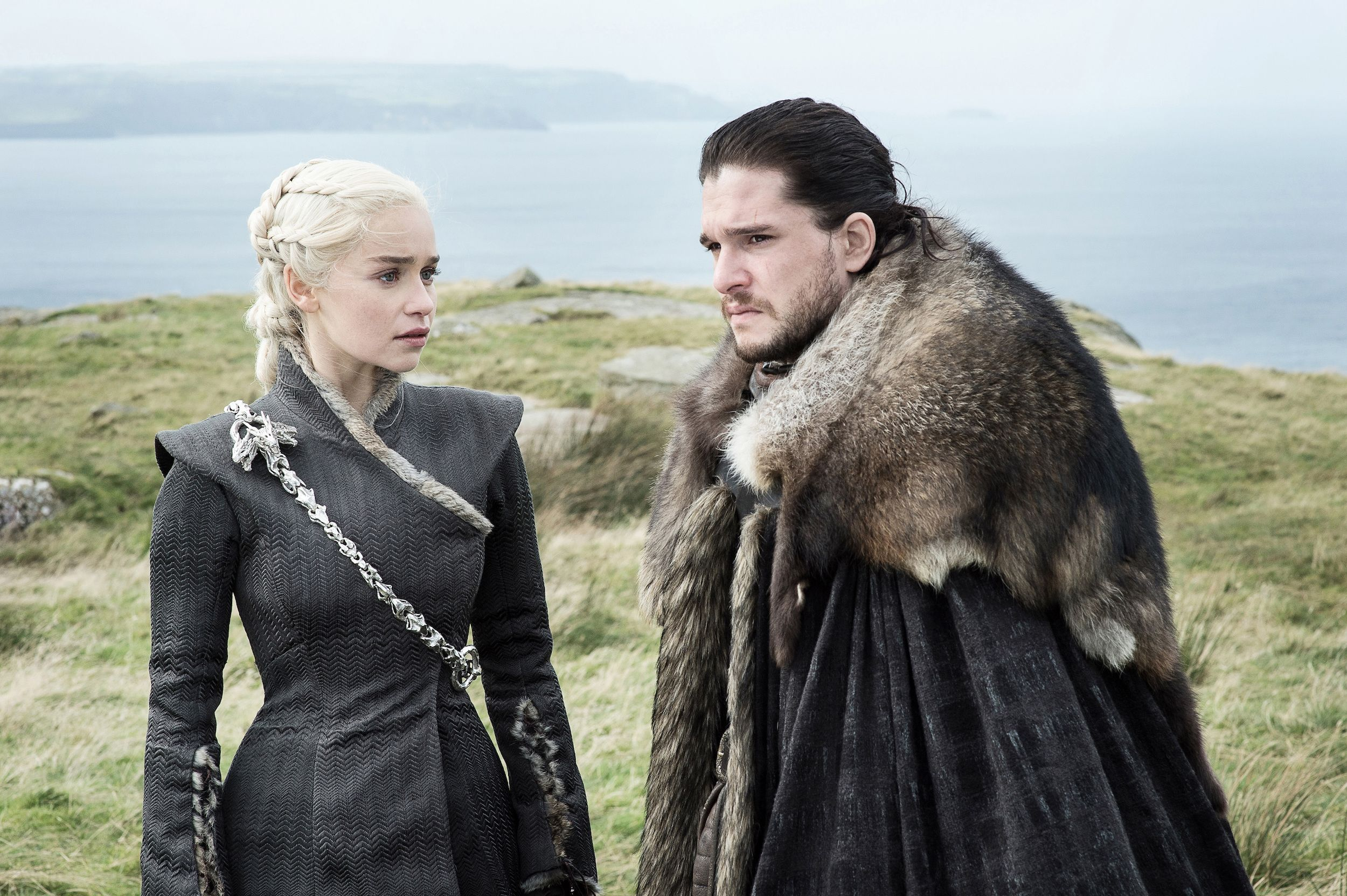 'Game of Thrones' Q: How Are Jon Snow and Dany Related, Exactly?