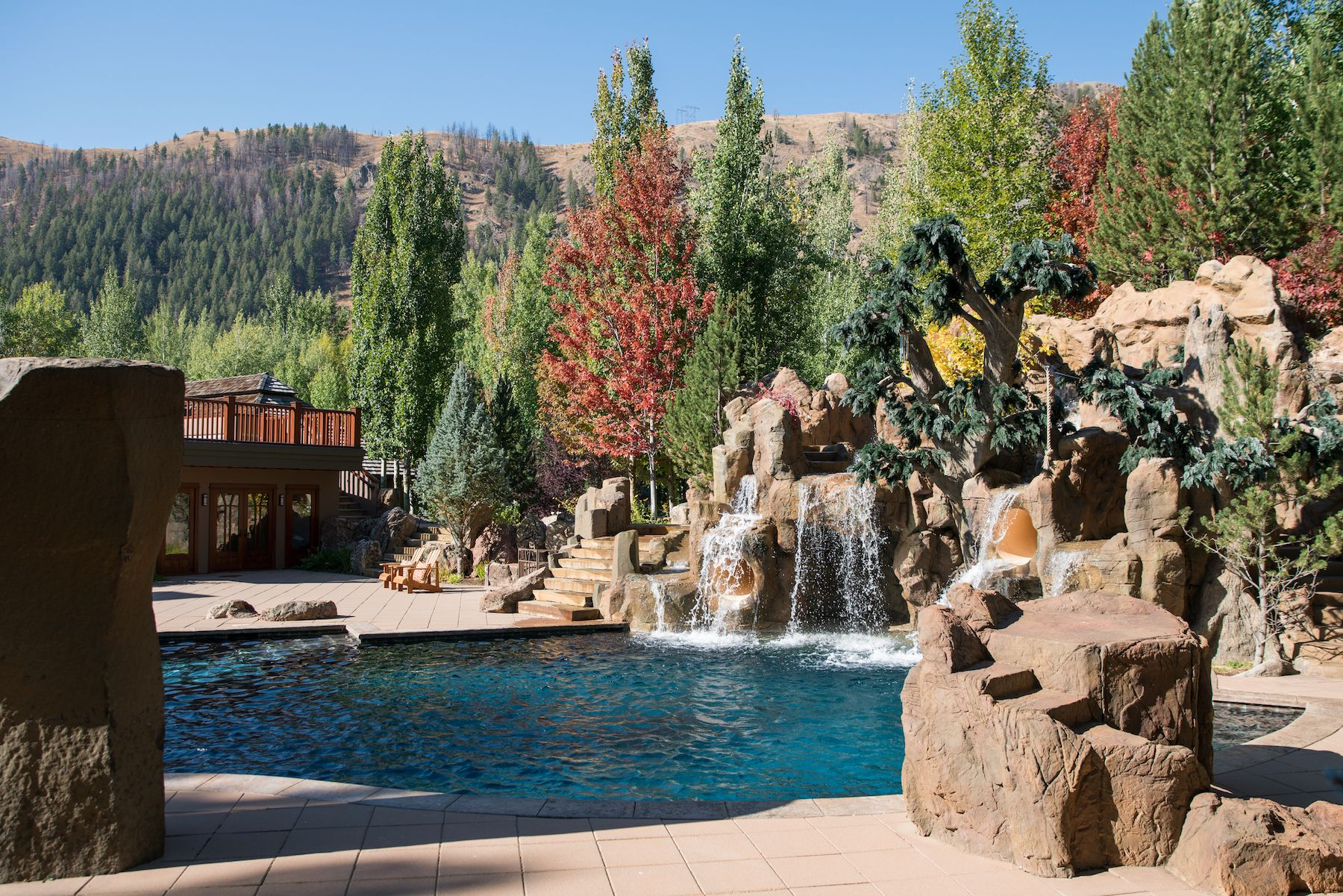 Bruce Willis Sun Valley Home Sale