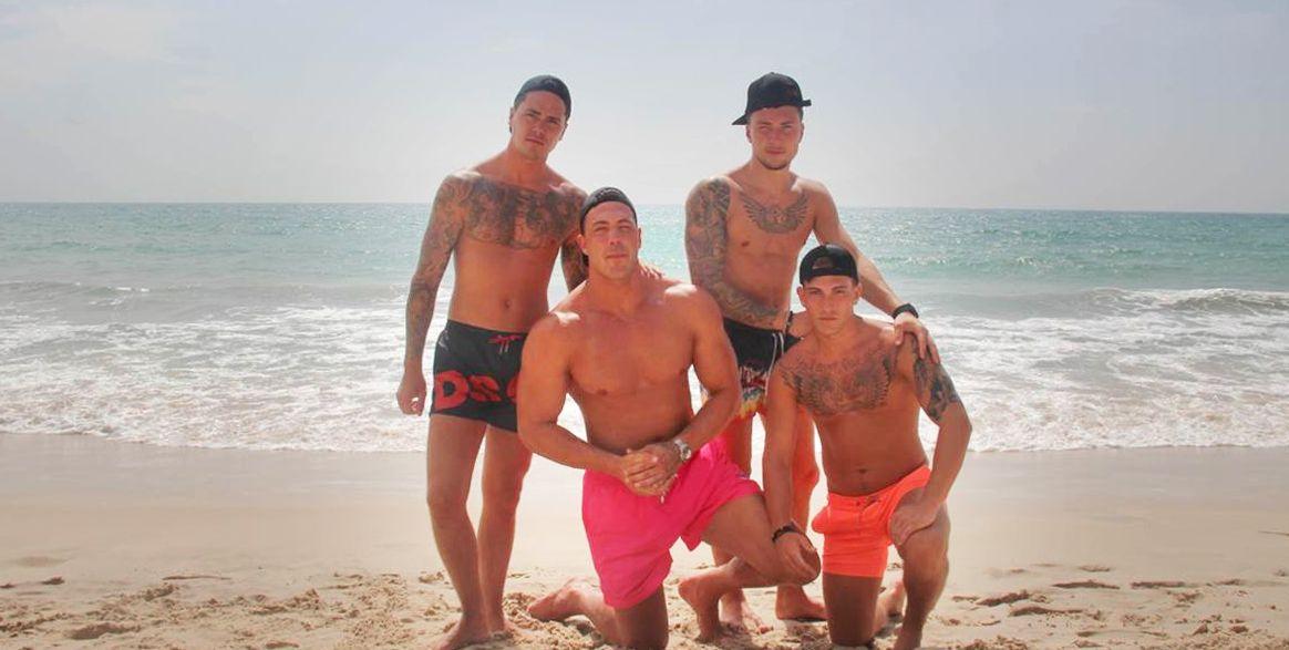 Ex-on-the-beach