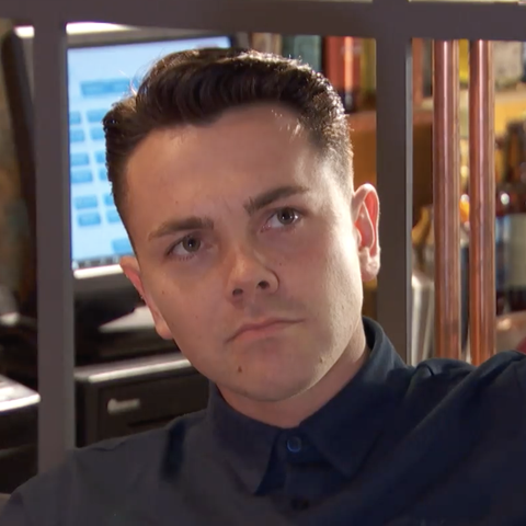 Hollyoaks reveals a first look as Jonny Baxter's lies are exposed