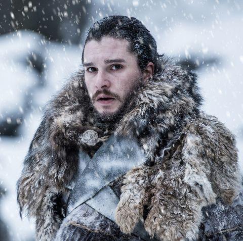 Snow, Winter storm, Fur, Blizzard, Winter, Beard, Freezing, Facial hair, Human, Photography,