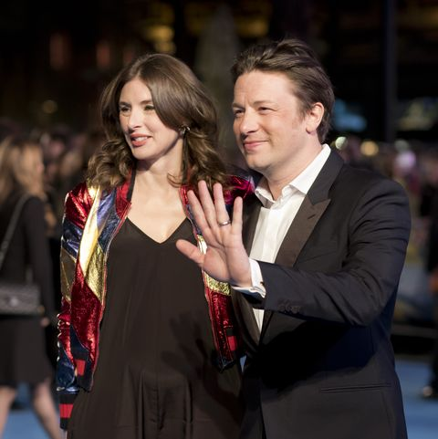 Jools Oliver shares rare loved up pic with Jamie