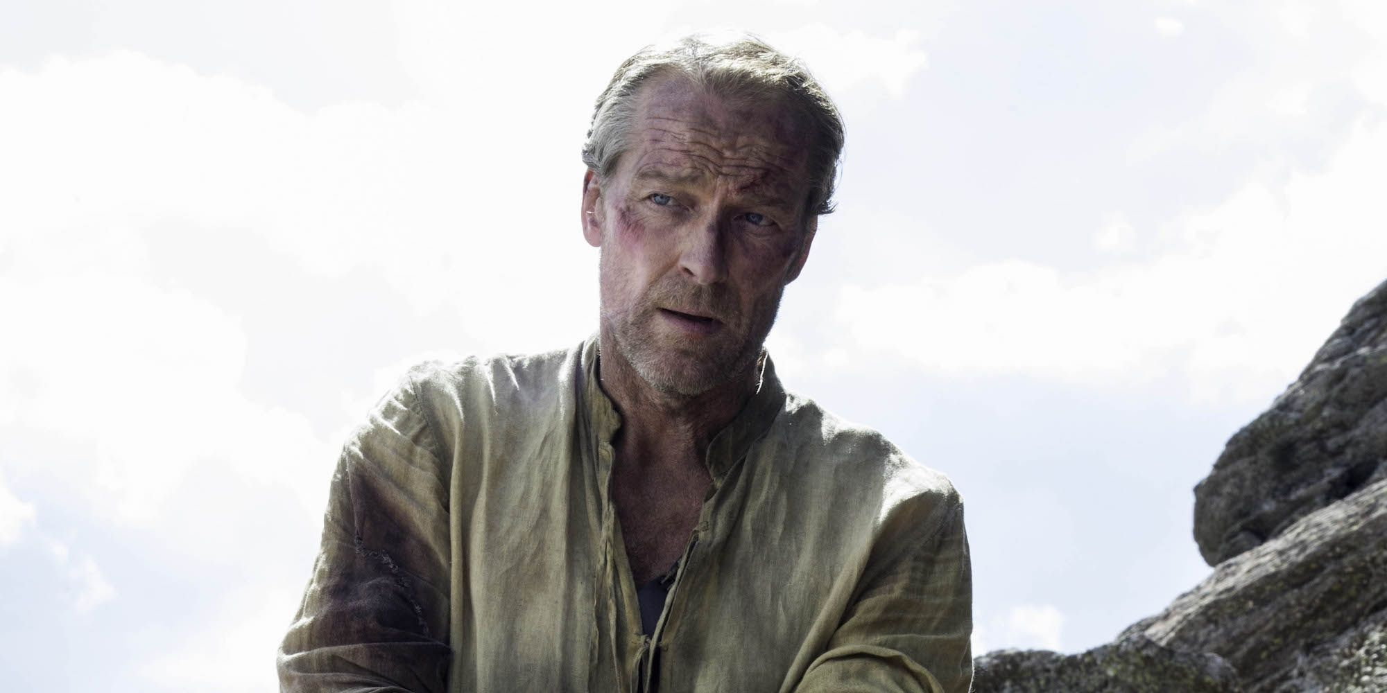 Oh, You Know, Just Connecting the Very Important Dots Between Sam and Jorah on Game of Thrones