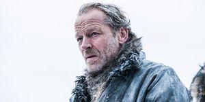 Jorah Mormont no iba a morir juego de tronos