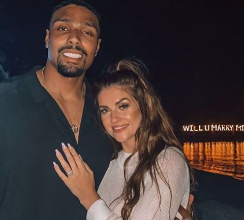 Jordan Banjo Announces Engagement To Girlfriend In Cute Post