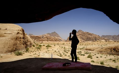 Solo traveller holidays to Jordan