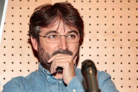 Jordi Évole- 'Eso No Es Amor' Book Presentation